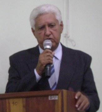 2º Presidente - Vereador Benedito Rodrigo Martins Ferreira