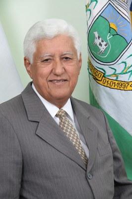 3º Presidente - Vereador Benedito Rodrigo Martins Ferreira